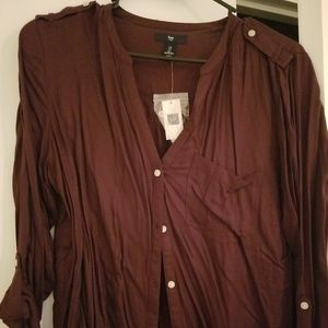 Gap Business casual blouse